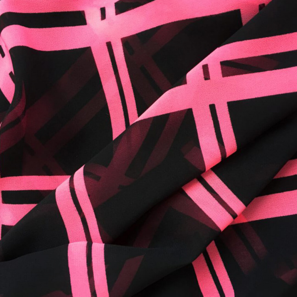Check My Neon 1 Ballet Mafia Ballet Skirt Fabric Detail Ruffled